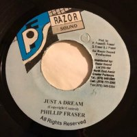 PHILLIP FRASER / JUST A DREAM
