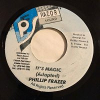 PHILLIP FRASER / IT'S MAGIC