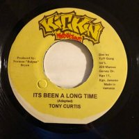TONY CURTIS / IT'S BEEN A LONG TIME