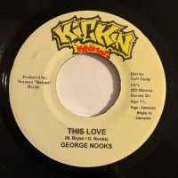 GEORGE NOOKS / THIS LOVE
