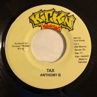 ANTHONY B / TAX