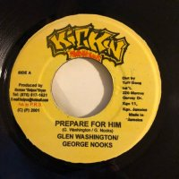 GLEN WASHINGTON, GEORGE NOOKS / PREPARE FOR HIM