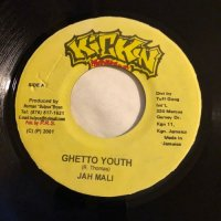 JAH MALI / GHETTO YOUTH