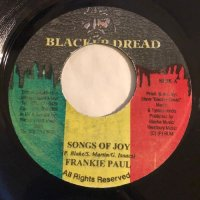 FRANKIE PAUL / SONGS OF JOY