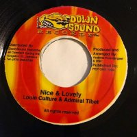 LOUIE CULTURE & ADMIRAL TIBETT / NICE & LOVELY