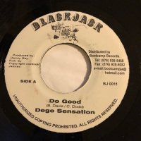 DEGO SENSATION / DO GOOD
