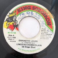 LINCOLN CHAMBERLAIN / EXPENSIVE LOVER