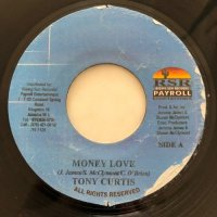 TONY CURTIS / MONEY LOVE