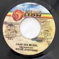 RICHIE STEPHENS / CAAN TEK MI GIRL