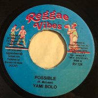 YAMI BOLO / POSSIBLE - NICO / MANKIND