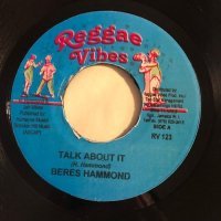 BERES HAMMOND / TALK ABOUT IT