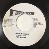 KEN BOOTHE / TRAIN IS COMING - DANGER ZONE
