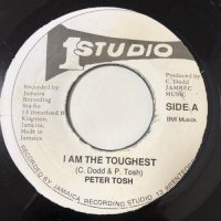 PETER TOSH / I AM THE TOUGHEST