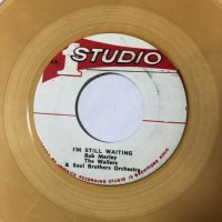 BOB MARLEY / I'M STILL WAITING - WAILERS / ANOTHER DANCE