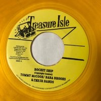 TOMMY McCOOK / ROCKET SHIP - JUSTIN HINDS / TURN THEM BACK