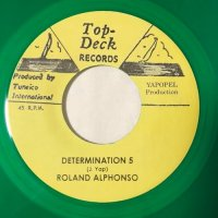 ROLAND ALPHONSO / DETERMINATION 5 - A SHOT IN THE DARK