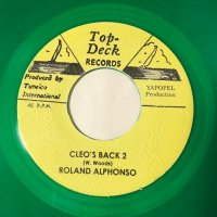 ROLAND ALPHONSO / CLEO'S BACK 2 - THE JETS / SOMEONE