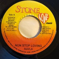 GHOST / REACH OUT - SIZZLA / NON STOP LOVING