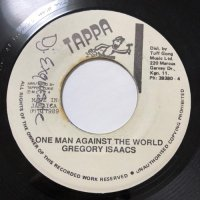 GREGORY ISAACS / ONE MAN AGAINST THE WORLD