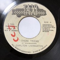 CARLTON LIVINGSTON / THOSE TRICKS