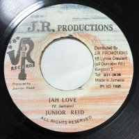 JUNIOR REID / JAH LOVE