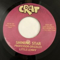 PROFESSOR GRIZZLEY & LITTLE LENNY / SHINING STAR