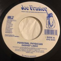 KASHIEF LINDO / PERSONAL PHYSICIAN