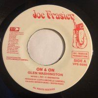 GLEN WASHINGTON / ON & ON