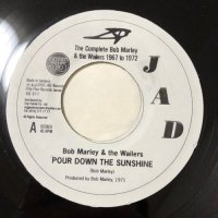 BOB MARLEY / POUR DOWN THE SUNSHINE - COMMA COMMA