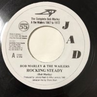 BOB MARLEY / ROCKING STEADY - HOW MANY TIMES