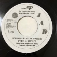 BOB MARLEY / FEEL ALRIGHT - RHYTHM