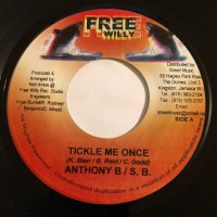 ANTHONY B / TICKLE ME ONCE