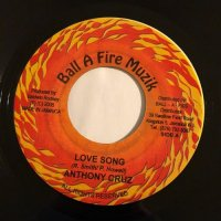 ANTHONY CRUZ / LOVE SONG