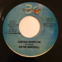 WAYNE MARSHALL / DEM NUH WORRY WE