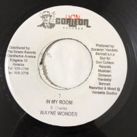 WAYNE WONDER / IN MY ROOM