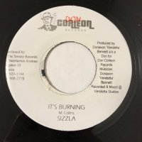 SIZZLA / IT'S BURNING