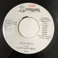 ELEPHANT MAN / STOP HITCH
