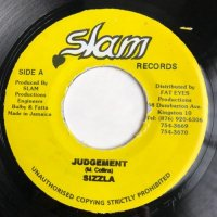 SIZZLA / JUDGEMENT