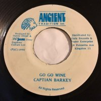 CAPTAIN BARKEY / GO GO WINE