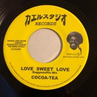 COCOA TEA / LOVE SWEET LOVE
