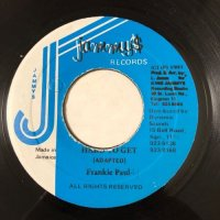 FRANKIE PAUL / HARD TO GET