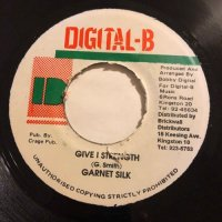 GARNETT SILK / GIVE I STRENGTH