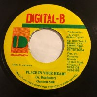 GARNETT SILK / PLACE IN YOUR HEART