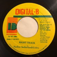 NADINE SUTHERLAND & COBRA / RIGHT TRACK