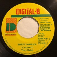 TONY REBEL / SWEET JAMAICA