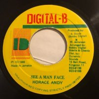 HORACE ANDY / SEE A MAN FACE