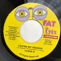 LUKIE D / YOU'RE MY REASON