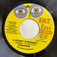 STACIOUS / U STORY STRAIGHT - GEORGE NOOKS / NO COMPROMISE