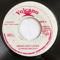 BARRINGTON LEVY / MOONLIGHT LOVER
