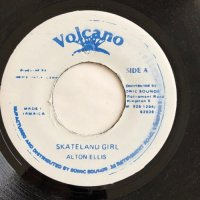 ALTON ELLIS / SKATELAND GIRL